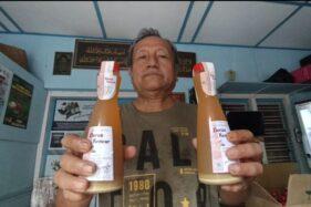 37 Tahun Warga Baluwarti Ini Produksi Minuman Tradisional Khas Keraton Solo, Pelanggannya Dari Berbagai Daerah