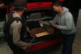 Miras Ratusan Botol Disita Polisi Dari 1 Penjual Di Bejen Karanganyar