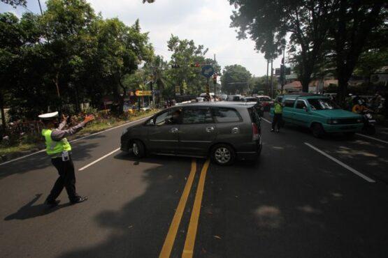 375 Kendaraan Disuruh Putar Balik Di Perbatasan Solo Selama Penyekatan