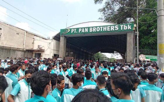 10 Berita Terpopuler : Demo Karyawan Pan Brothers Boyolali - Transformasi Selvi Ananda
