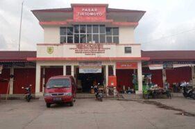 3 Pedagang Pasar Tirtomoyo Wonogiri Meninggal Positif Covid-19