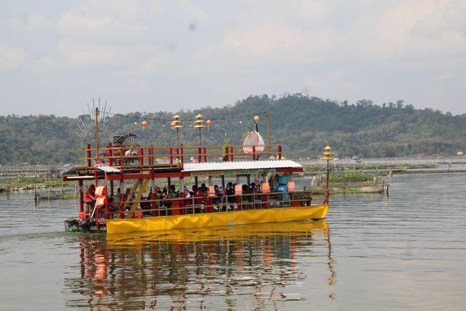 Demi Keamanan Warga, Pengelola Perahu Wisata di Klaten Dikumpulkan