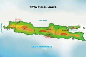 Pulau Jawa Rapuh, Banyak Rongga & Rekahan di Bawah Tanah