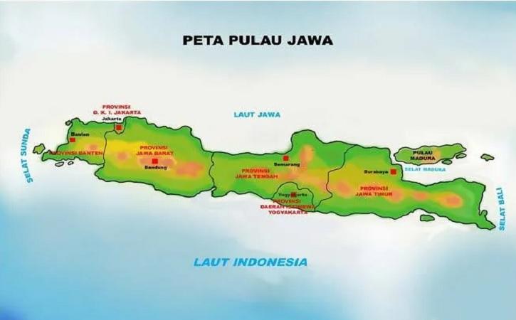 Kini Sudah Rapuh, Pulau Jawa Dulu Disebut Bagian Atlantis yang Tenggelam