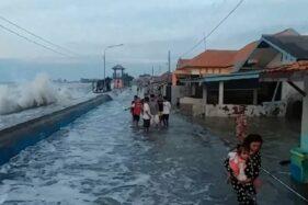 Gawat! Pekalongan Diprediksi Tenggelam dalam 15 Tahun