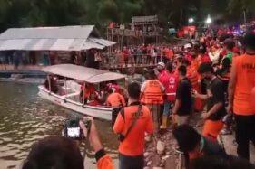 Satu Lagi Jenazah Korban Perahu Terbalik di Waduk Kedungombo Kemusu Boyolali Ditemukan