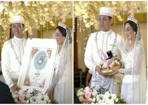 Selamat! Ifan Seventeen Resmi Menikah dengan Citra Monica
