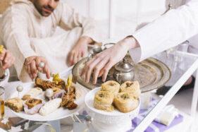 Begini Tips Terhindar Rasa Bersalah Saat Santap Makanan Lebaran