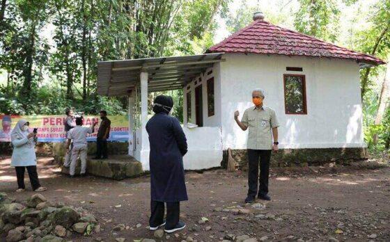 Rumah Karantina Pemudik di Ampel Boyolali Bikin Gubernur Ganjar Merinding, Angker Gaes!