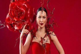 Bak Maleficent, Penampilan Sophia Latjuba Ternyata untuk Acara Ini