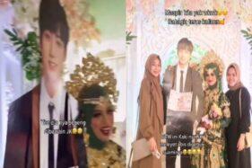 Kocak! Wanita Ini Ajak Jungkook BTS ke acara Pernikahan, Auto Viral