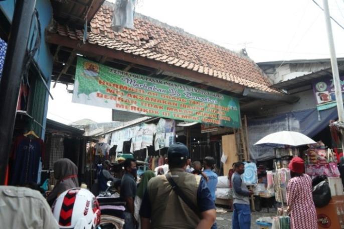 Makin Mudah Kulakan di Pasar Tegal Gubug Via GT Palimanan 2
