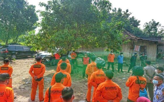 Penutupan operasi laka air di Kedungombo dipimpin Dirut Pol Air Polda Jateng, Senin (17/5/2021). (Istimewa)