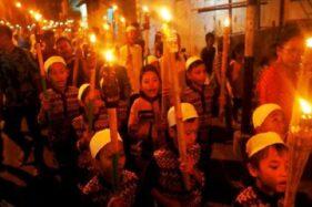 Bupati Karanganyar: Takbiran Keliling Dilarang, Takbiran di Masjid Saja