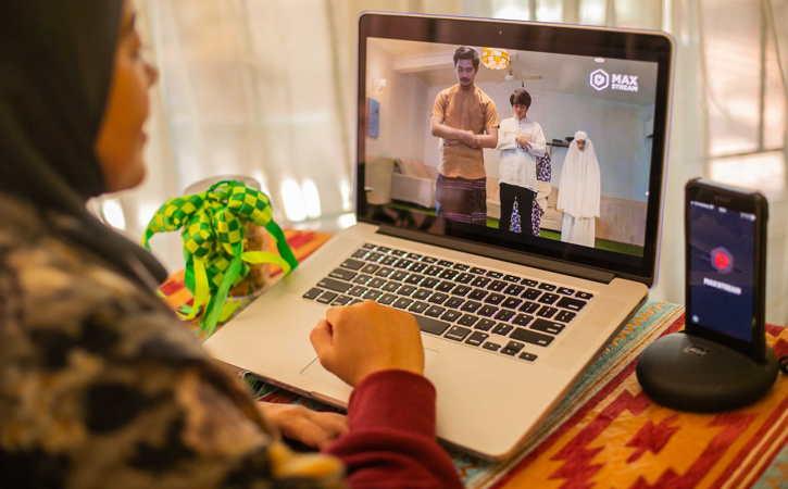 Ramadan dan Idulfitri, Trafik Layanan Data Telkomsel Tumbuh 49%