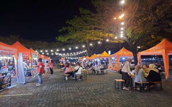 Festival Kuliner The Park Mall Solo, Tawarkan Jajan Aman dan Nyaman