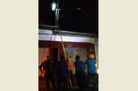 2 Trafo di Gemolong Sragen Kobong dalam Sepekan, Warga Sampai Panik