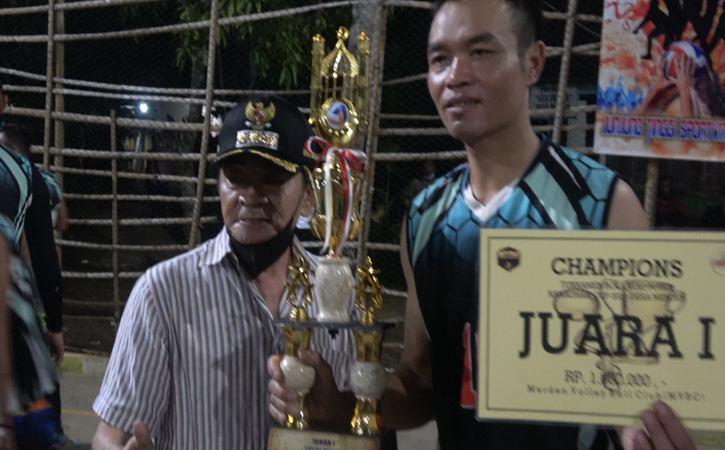 Turnamen Voli Antardesa di Banjarnegara Berlangsung Seru, Bukti Masyarakat Rindu Olahraga