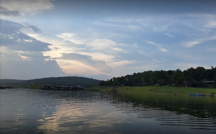 Perahu Wisata di Waduk Kedungombo Kemusu Boyolali Tenggelam, 9 Orang Hilang