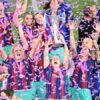 Barcelona Juara Liga Champions Wanita Seusai Hancurkan Chelsea 4 Gol Tanpa Balas