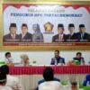 Gerindra-Demokrat Sragen Sepakat Jadi Partai Penyeimbang Pemerintahan Yuni-Suroto