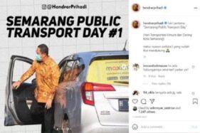 Wali Kota Semarang Salah Pahami Konsep Transportasi Umum?