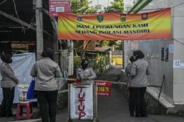 Pasca Lebaran, 800 Klaster Covid-19 Tersebar di Jakarta