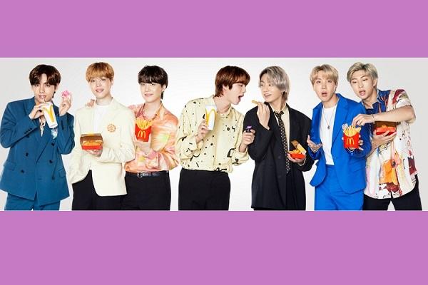 Jangan Panik! Mc Donald's Indonesia Jual BTS Meal Hingga Juli!