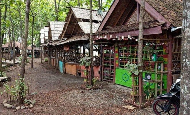 Asyik, Wisata Kuliner Pasar Doplang Wonogiri Mulai Buka
