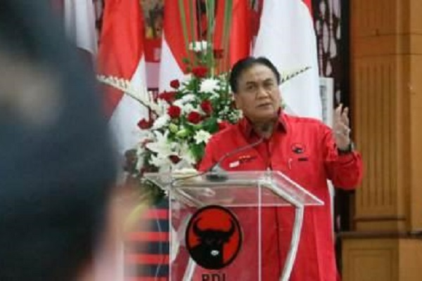 Bambang Pacul Buka Rakerda PDIP Jateng di Semarang