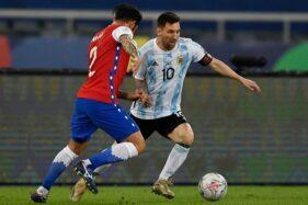 Prediksi Semifinal Copa America 2021 Argentina Vs Kolombia: Demi Mengejar Rekor Lionel Messi