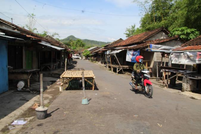 2 Pedagang Positif Covid-19, Pasar Kepoh Gantiwarno Klaten Ditutup 2 Hari