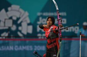 Tim Panahan Putri Indonesia Gagal ke Olimpiade Tokyo
