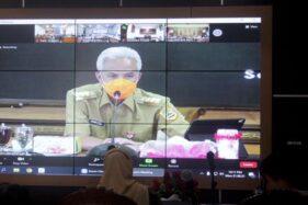 Bupati Sragen Ungkapkan Kejengkelan Saat Rapat Virtual Dengan Gubernur, Ada Apa Ya?