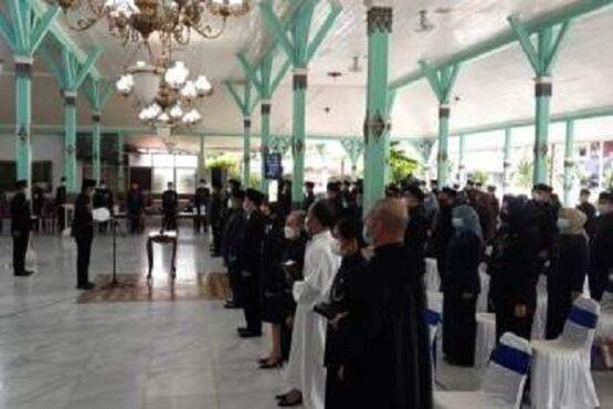Kabupaten Madiun Kocok Pejabat demi Perkuat Penanganan Covid-19