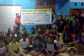 Duh, Perdesaan dan Perbatasan Kabupaten Sragen Kini Jadi Kawasan Rawan Narkoba