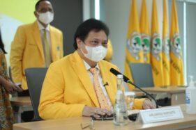 Airlangga: Keberhasilan Atasi Pandemi Bantu Wujudkan Visi Indonesia 2045