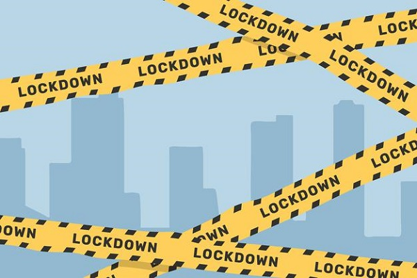 DPR Desak Pemerintah Berani Lakukan Lockdown