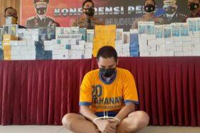 Gegara Kepepet Utang, Pria Ini Nekat Jambret Pengendara di Madiun