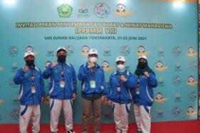 IAIN Salatiga Sabet Delapan Medali di Ajang IPPBMM 2021