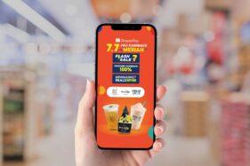 Mengintip Ragam Promo di Kampanye ShopeePay 7.7 Juli Cashback Meriah