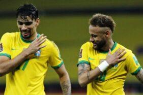 Kualifikasi Piala Dunia 2022: Brasil Kuasai Puncak Klasemen Zona Conmebol