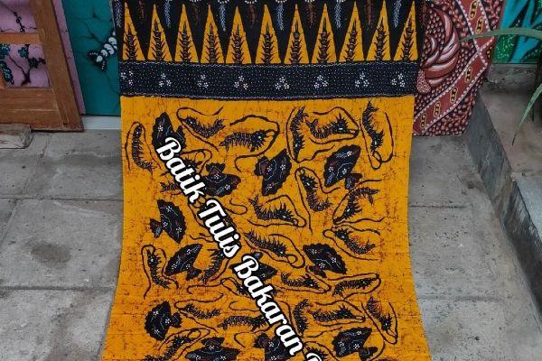 Batik Tulis Bakaran (Instagram/@wisata_batik_bakaran)