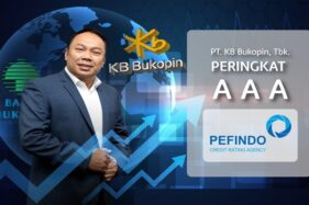 Kondisi Stabil dan Membaik, KB Bukopin Sandang Peringkat Pefindo AAA