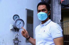 Bupati Kudus Pastikan Pasokan Gas Oksigen Aman