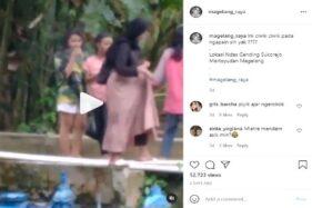 Video Sekelompok Gadis ABG Ini Bikin Miris Warganet