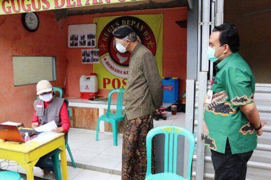 Gubernur Jateng Minta Jogo Tonggo di Cepu Diintensifkan