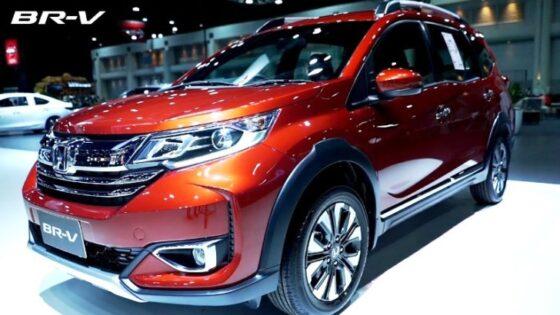 Muncul 4 Varian BRV Baru, Honda Garap Ulang Low SUV