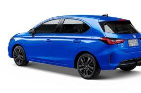 Honda City Hatchback Hybrid Dijual Rp380 Jutaan
