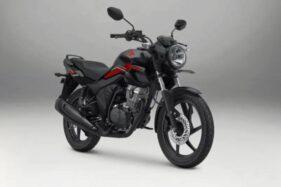 Stripe Baru Bikin Tampilan Honda New CB150 Verza Makin Segar